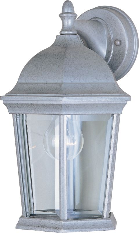 "Maxim 1024 1 Light 12"" Tall Outdoor Wall Sconce from the Builder Cast"