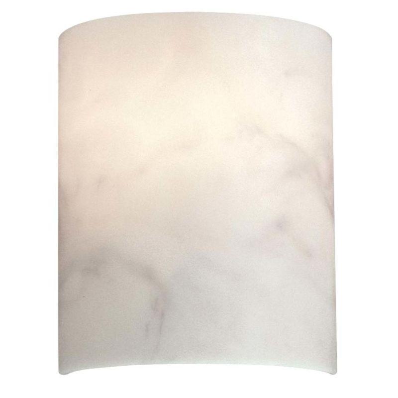 "Metropolitan N2034 1 Light 8.5"" Width ADA Compliant Wall Washer Wall"