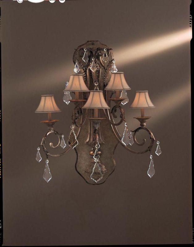 Metropolitan N6225 Indoor Lighting Wall Sconces Up Lighting from the