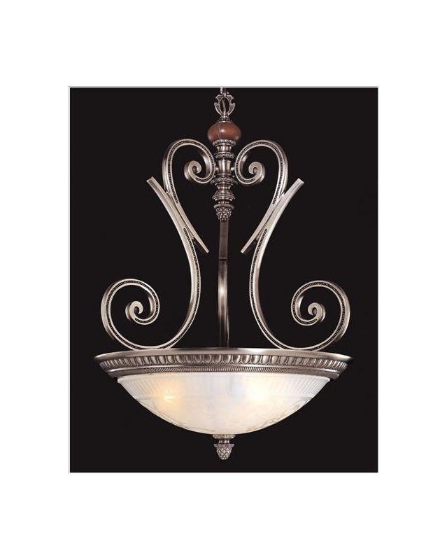 Metropolitan N6434 Indoor Lighting Pendants from the Palencia series
