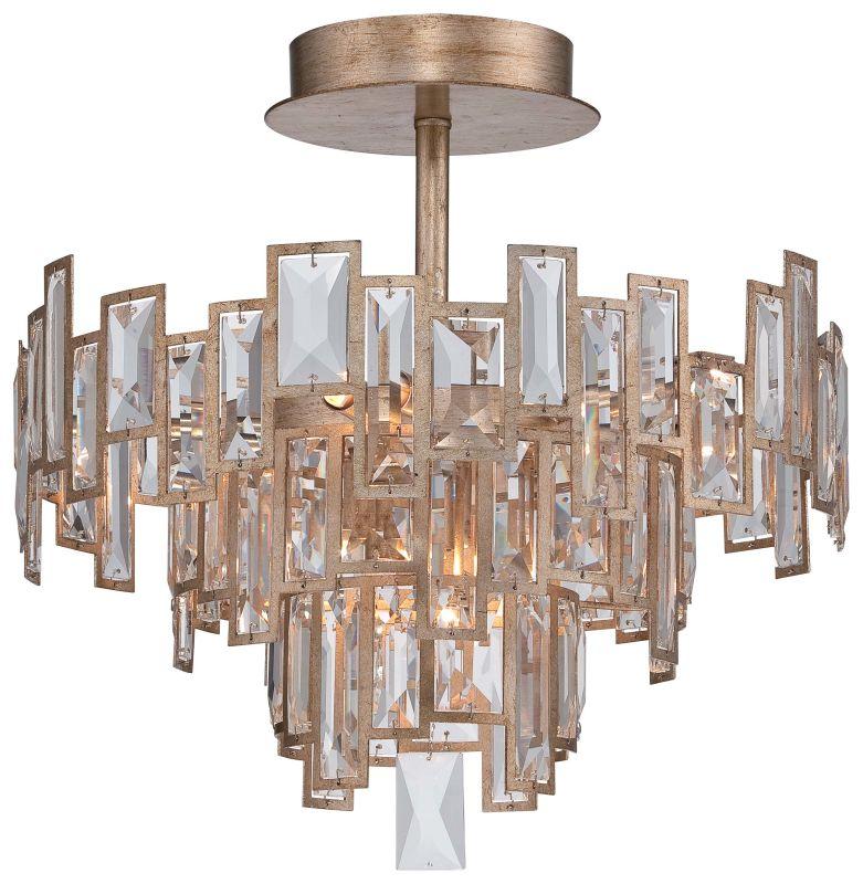 Metropolitan N6672-274 5 Light Semi-Flush Ceiling Fixture from the Bel Sale $944.95 ITEM: bci2453302 ID#:N6672-274 UPC: 840254043060 :