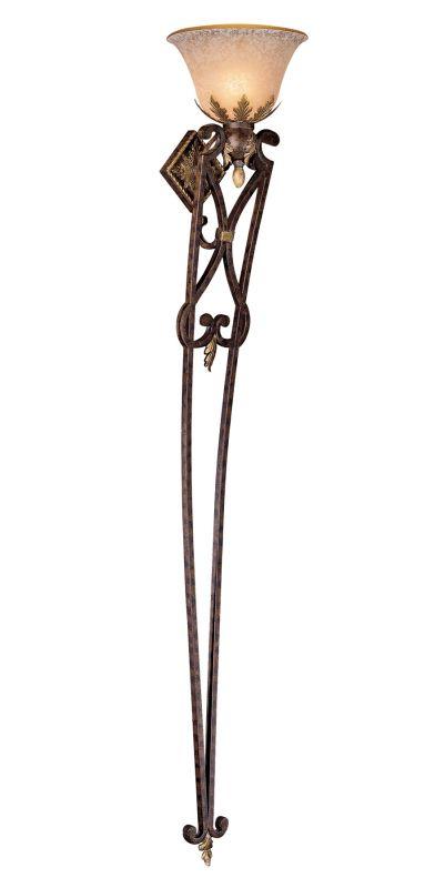 Metropolitan N2236 355 Golden Bronze 1 Light Torchiere