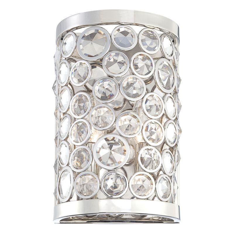 Metropolitan N2750 2 Light Lantern ADA Compliant Wall Sconce from the