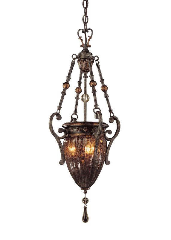 Metropolitan N6083 3 Light Urn Pendant from the Sanguesa Collection Sale $559.95 ITEM: bci576414 ID#:N6083-194 UPC: 840254032019 :