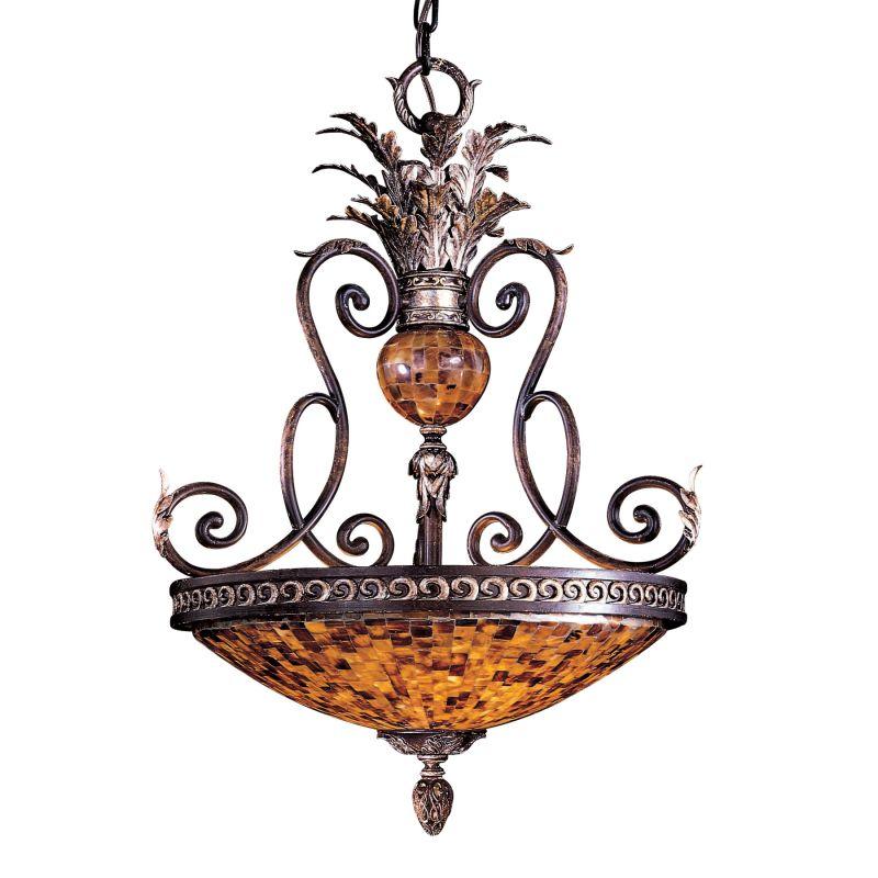 Metropolitan N6513 3 Light Bowl Shaped Pendant from the Salamanca Sale $914.95 ITEM: bci1607902 ID#:N6513-468 UPC: 840254024748 :
