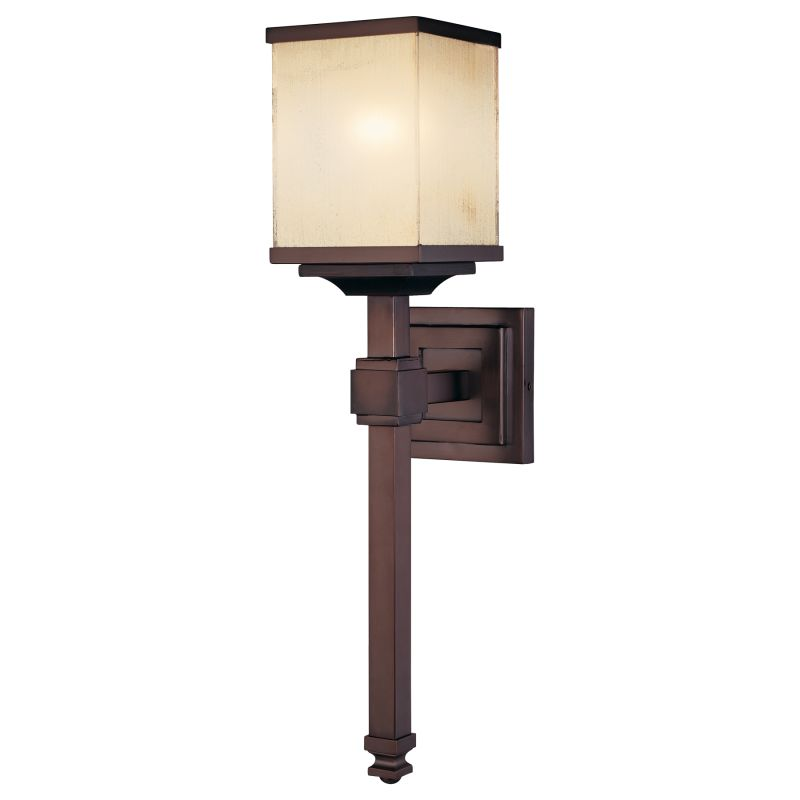 Wall Torchiere Lamps : Metropolitan N6961-267B Cimarron Bronze 1 Light Torchiere Wall Sconce from the Underscore ...