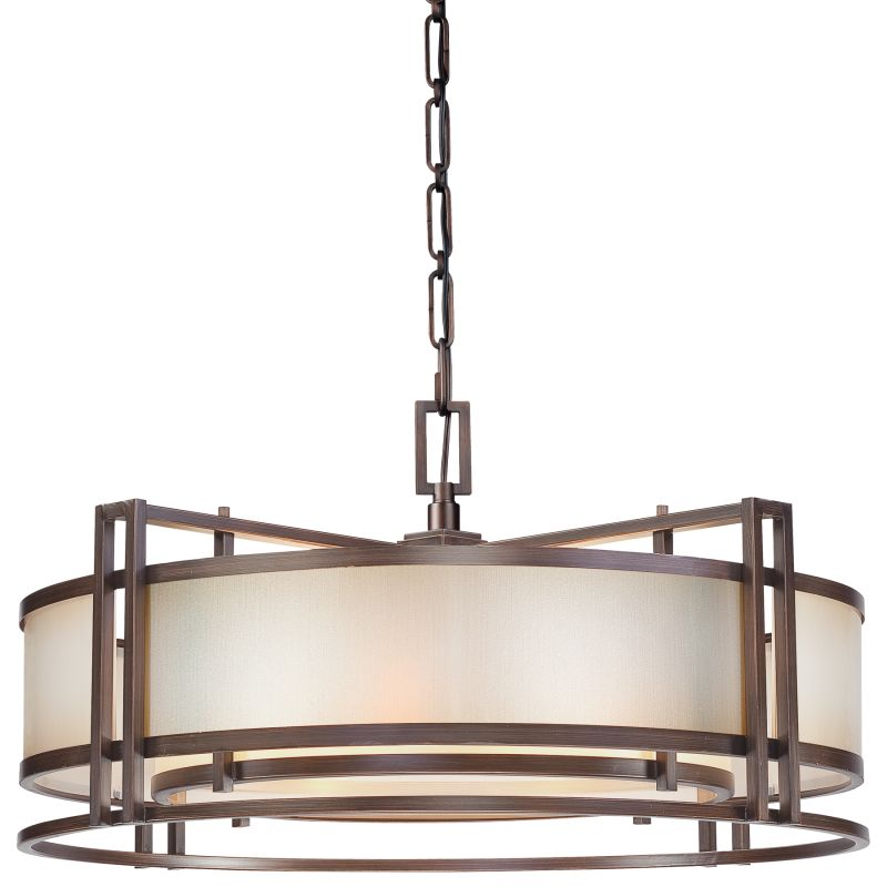 Metropolitan N6965 4 Light Drum Pendant from the Underscore Collection Sale $1459.95 ITEM: bci1811272 ID#:N6965-1-267B UPC: 840254045705 :