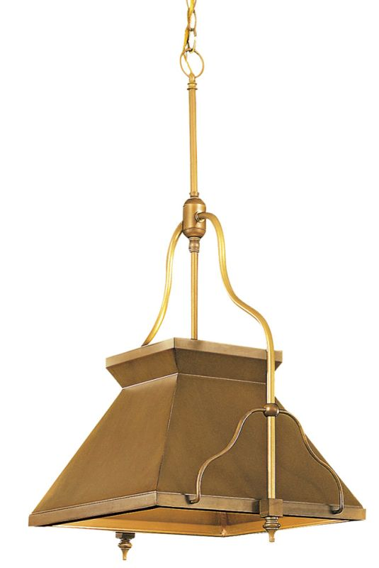 Metropolitan N762-1 1 Light Full Sized Pendant from the Metropolitan