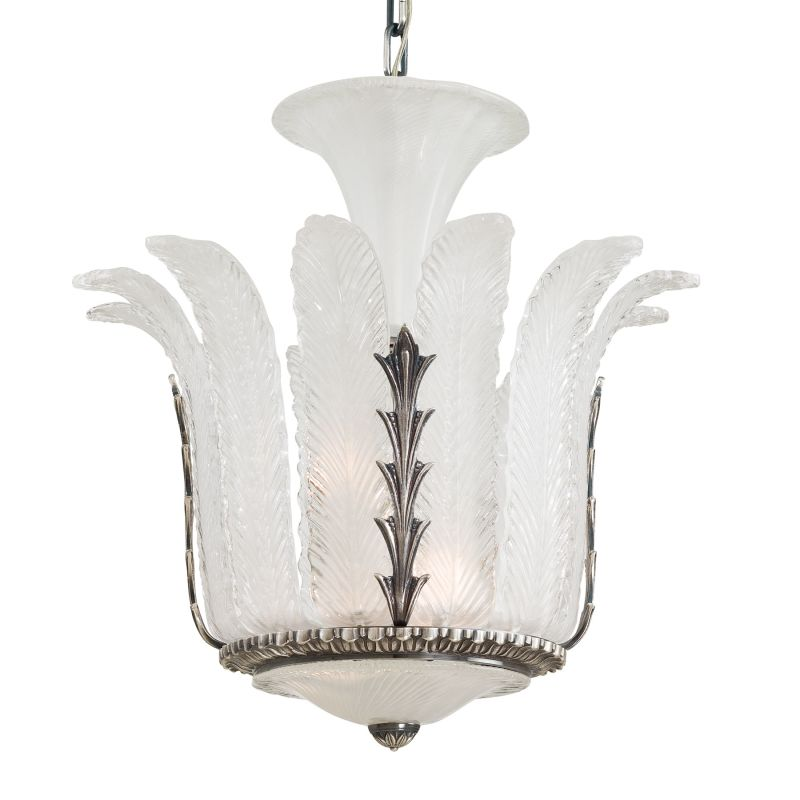 Metropolitan N950387 4 Light Full Sized Pendant from the Metropolitan