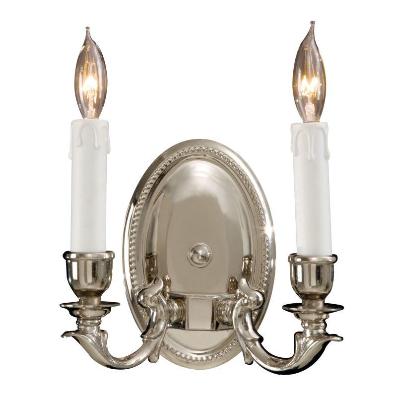 Metropolitan N9809 2 Light ADA Compliant Candle-Style Double Wall Sale $704.95 ITEM: bci576526 ID#:N9809-PC UPC: 840254031524 :