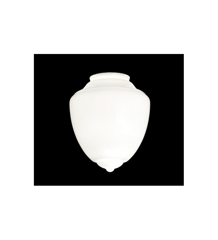 Meyda Tiffany 101437 Lancaster Replacement Glass White Accessory Sale $48.40 ITEM: bci626372 ID#:101437 :