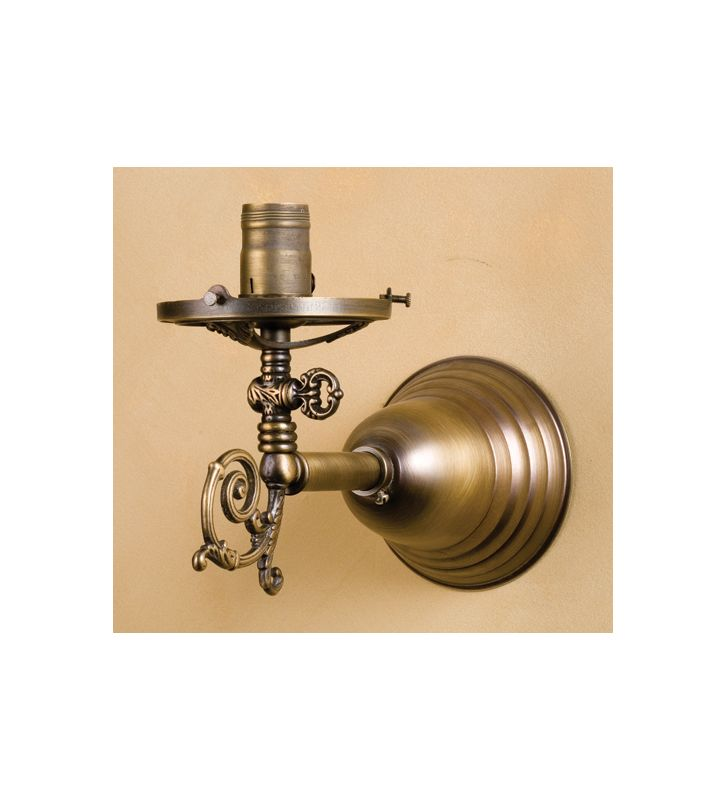 "Meyda Tiffany 101561 5"" Wide Single Light Lantern Wall Sconce Antique"