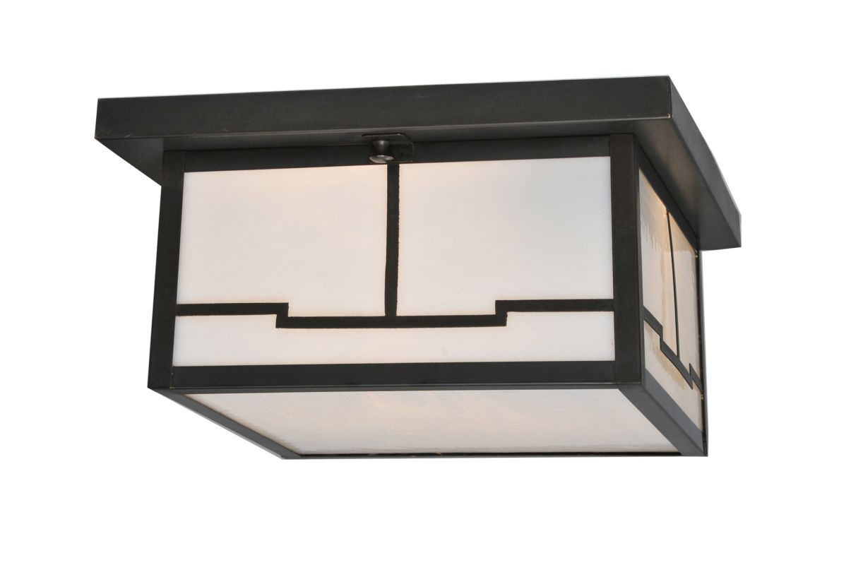 Meyda Tiffany 106621 Two Light Down Lighting Outdoor Flush Mount Sale $484.00 ITEM: bci877358 ID#:106621 :
