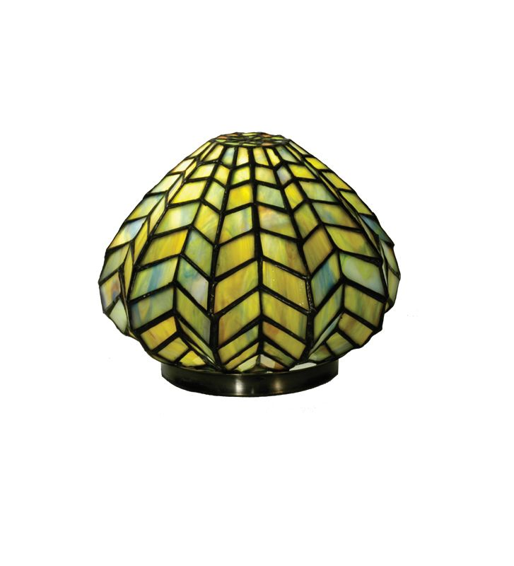 Meyda Tiffany 11600 Single Shade Accessory from the Lotusleaf