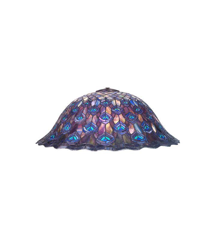 Meyda Tiffany 12053 Stained Glass / Tiffany Glass Shade Accessory