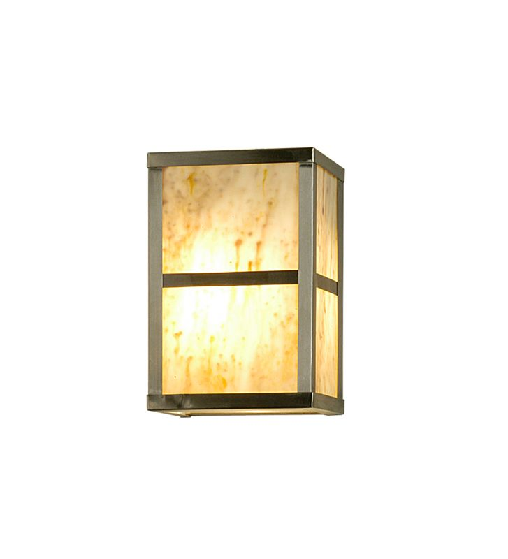 "Meyda Tiffany 15140 6"" Wide Single Light Wall Sconce Indoor"