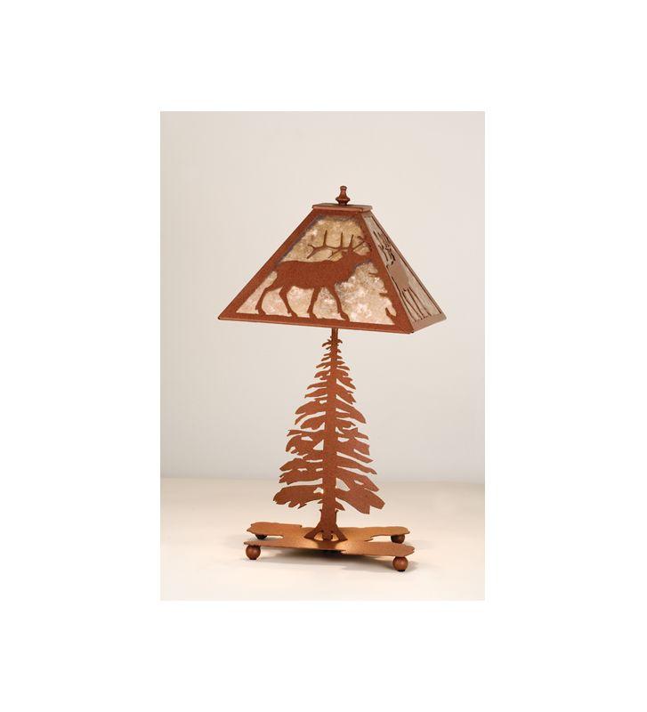 Meyda Tiffany 15300 Two Light Table Lamp Rust Lamps Sale $374.00 ITEM: bci625746 ID#:15300 UPC: 705696153008 :