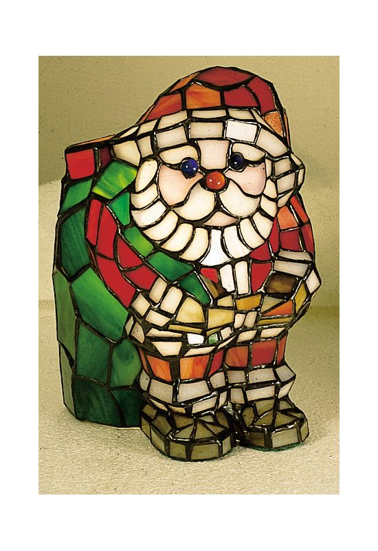 Meyda Tiffany 17241 Stained Glass / Tiffany Specialty Lamp from the