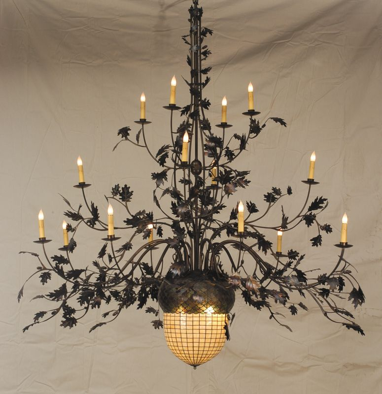 Meyda Tiffany 19061 18 Light Up / Down Lighting Chandelier from the