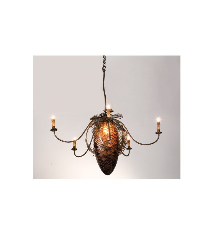 Meyda Tiffany 19829 Six Light Up Lighting Chandelier Rust Indoor Sale $1707.20 ITEM: bci625696 ID#:19829 UPC: 705696198290 :
