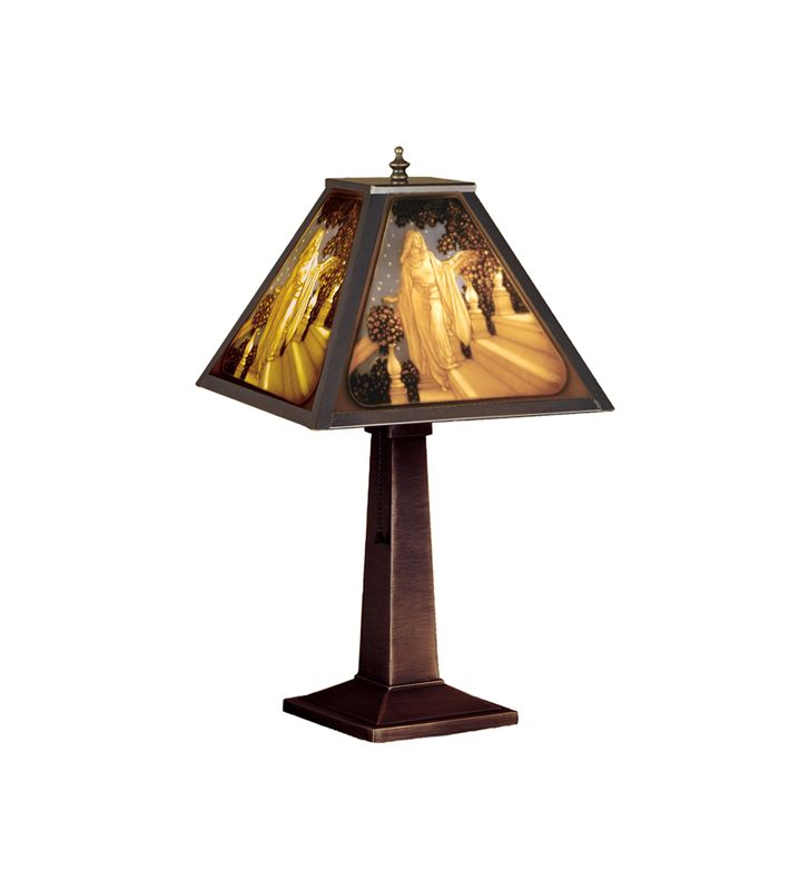 Meyda Tiffany 19899 Single Light Up Lighting Table Lamp from the Sale $583.00 ITEM: bci877213 ID#:19899 UPC: 705696198993 :