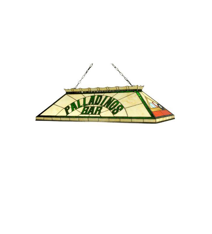 Meyda Tiffany 21464 Themed / Three Light Island / Billiard Fixture