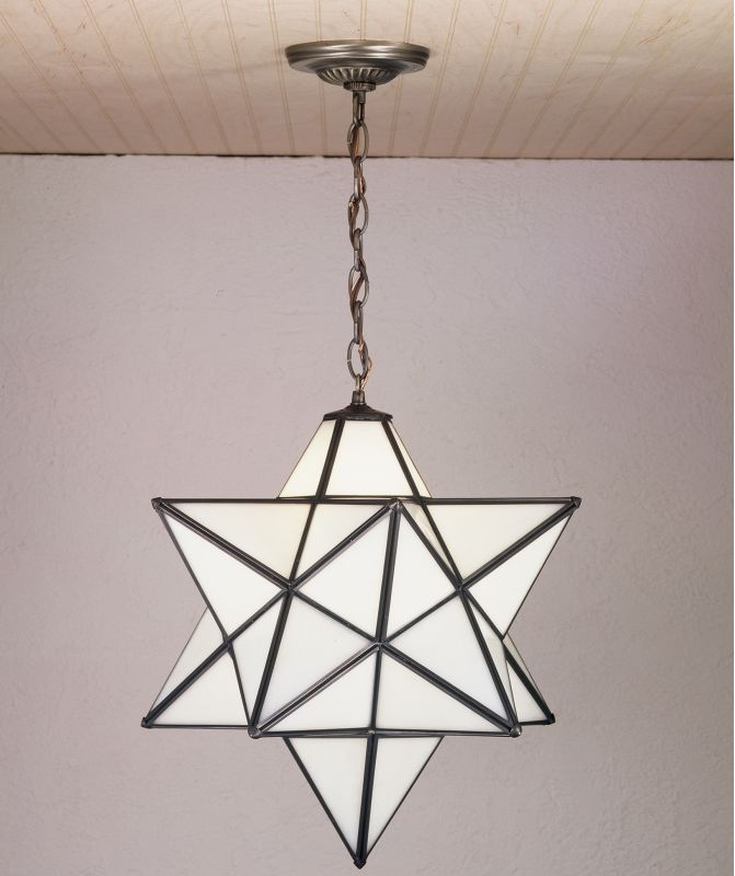Meyda Tiffany 21842 Down Lighting Pendant from the Moravian Stars Sale $391.60 ITEM: bci44159 ID#:21842 UPC: 705696218424 :