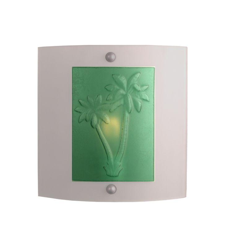 "Meyda Tiffany 21889 11"" Wide ADA Compliant Single Light Wall Sconce"