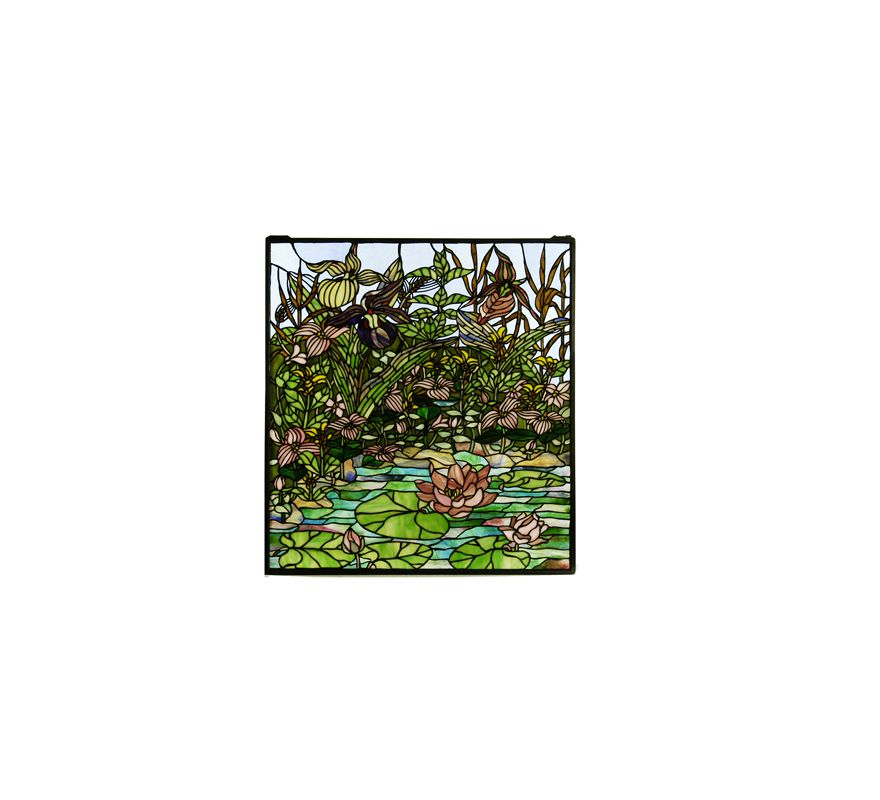 Meyda Tiffany 21915 Tiffany Stained Glass Window Pane from the