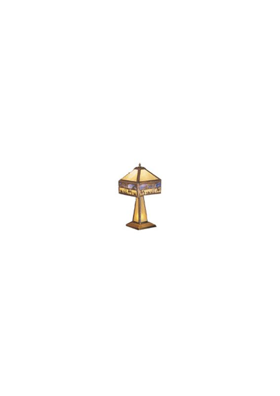 Meyda Tiffany 26014 Accent Table Lamp from the Camel Caravan