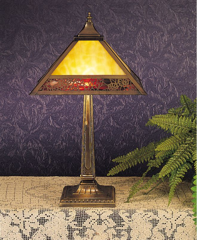 Meyda Tiffany 26828 Craftsman / Mission Table Lamp from the Sale $631.40 ITEM: bci984 ID#:26828 UPC: 705696268283 :