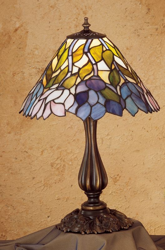 Meyda Tiffany 26908 Stained Glass / Tiffany Accent Table Lamp from the Sale $288.00 ITEM: bci996 ID#:26908 UPC: 705696269082 :