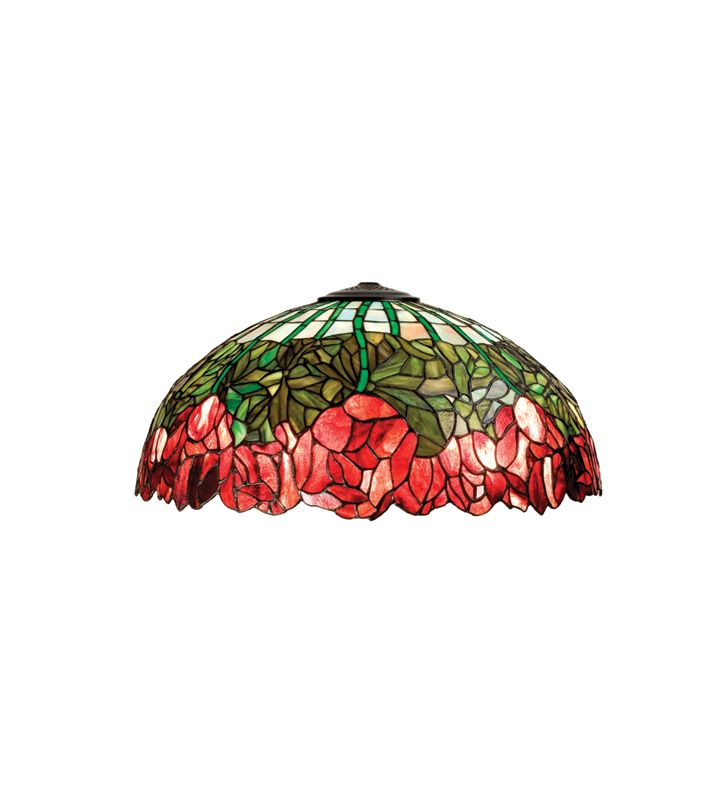 Meyda Tiffany 26976 Tiffany Single Stained Glass Shade from the