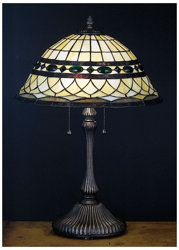 Meyda Tiffany 27538 Stained Glass / Tiffany Table Lamp from the Sale $397.80 ITEM: bci254230 ID#:27538 UPC: 705696275380 :