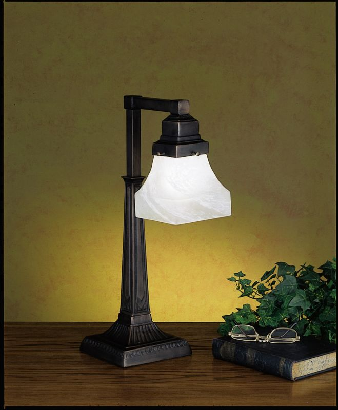 Meyda Tiffany 27624 Craftsman / Mission Accent Table Lamp from the