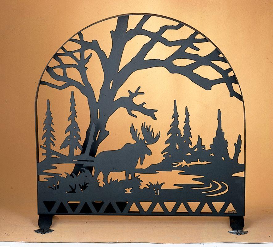Meyda Tiffany 28735 Craftsman / Mission Fireplace