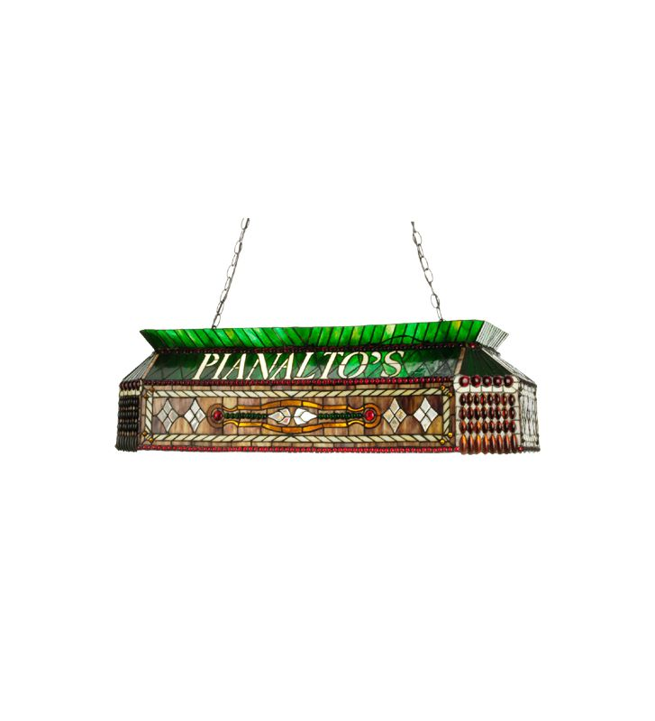 Meyda Tiffany 28912 Tiffany Nine Light Island / Billiard Fixture