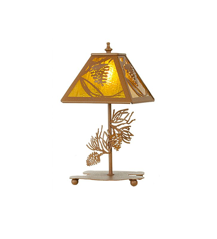 Meyda Tiffany 30158 Single Light Table Lamp Rust Lamps Sale $385.00 ITEM: bci626052 ID#:30158 UPC: 705696301584 :