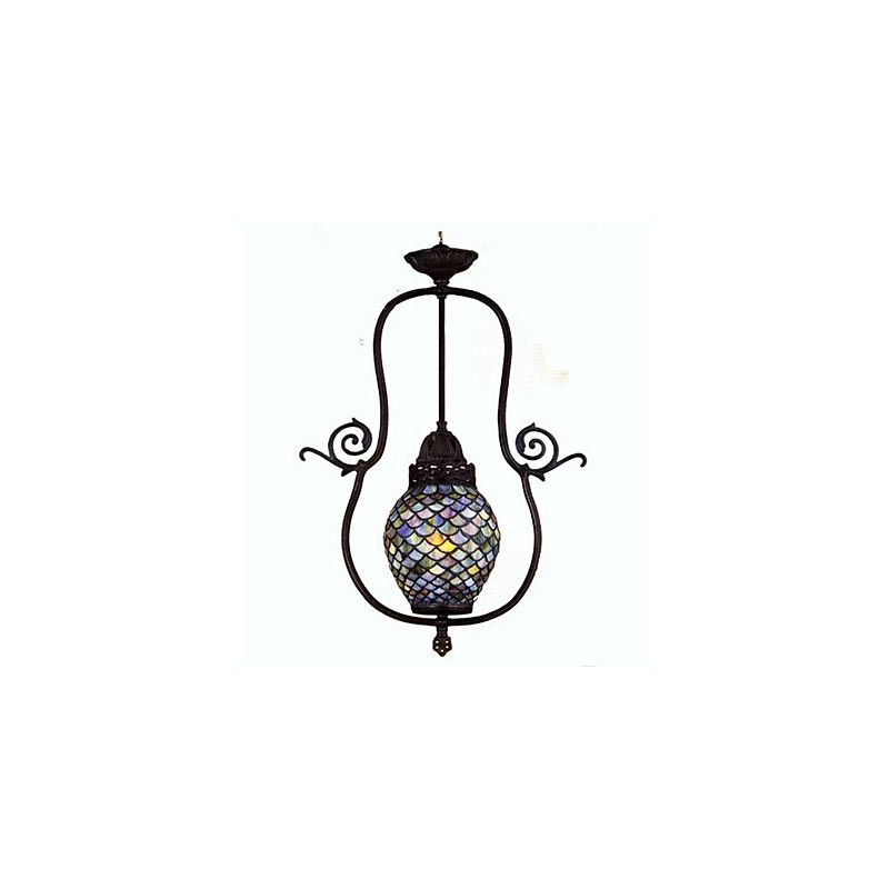 Meyda Tiffany 30384 Pendant Light Tiffany Indoor Lighting