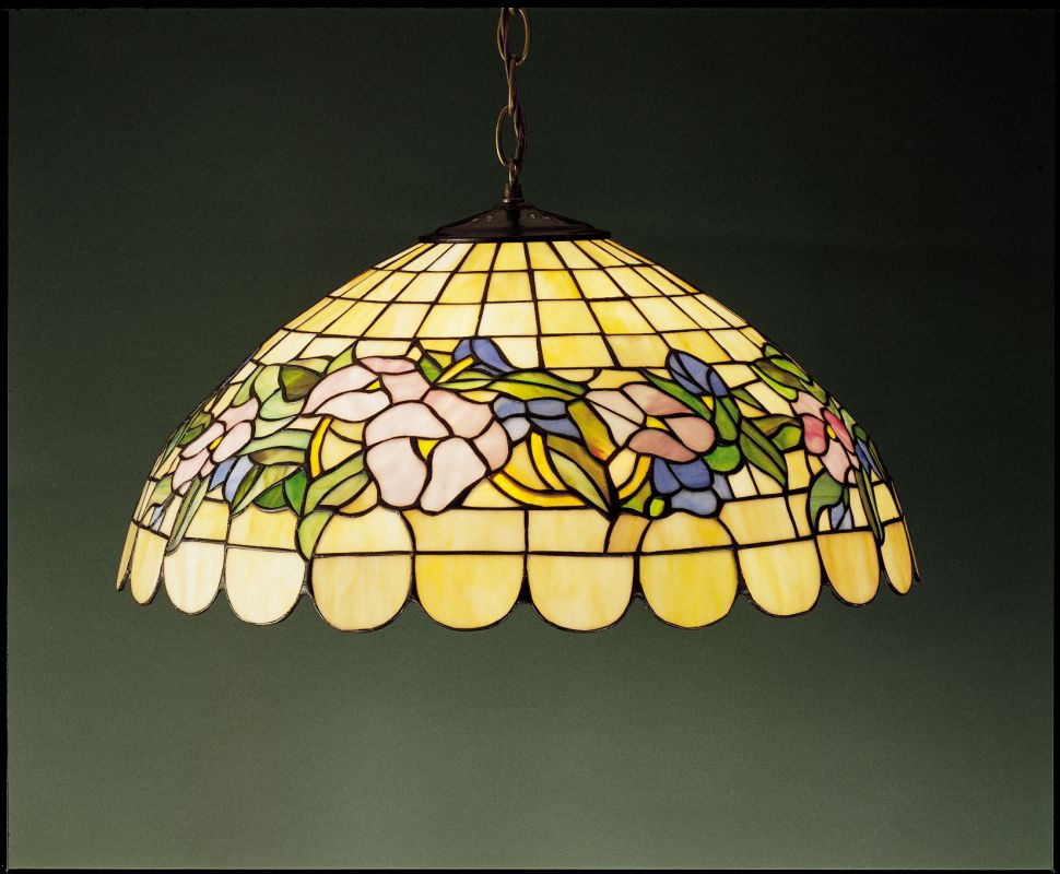 Meyda Tiffany 31137 Stained Glass / Tiffany Down Lighting Pendant from Sale $577.80 ITEM: bci256094 ID#:31137 UPC: 705696311378 :