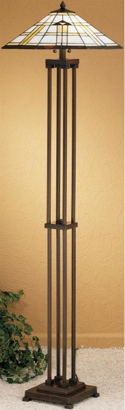 Meyda Tiffany 31240 Stained Glass / Tiffany Floor Lamp from the Sale $491.40 ITEM: bci66566 ID#:31240 UPC: 705696312405 :