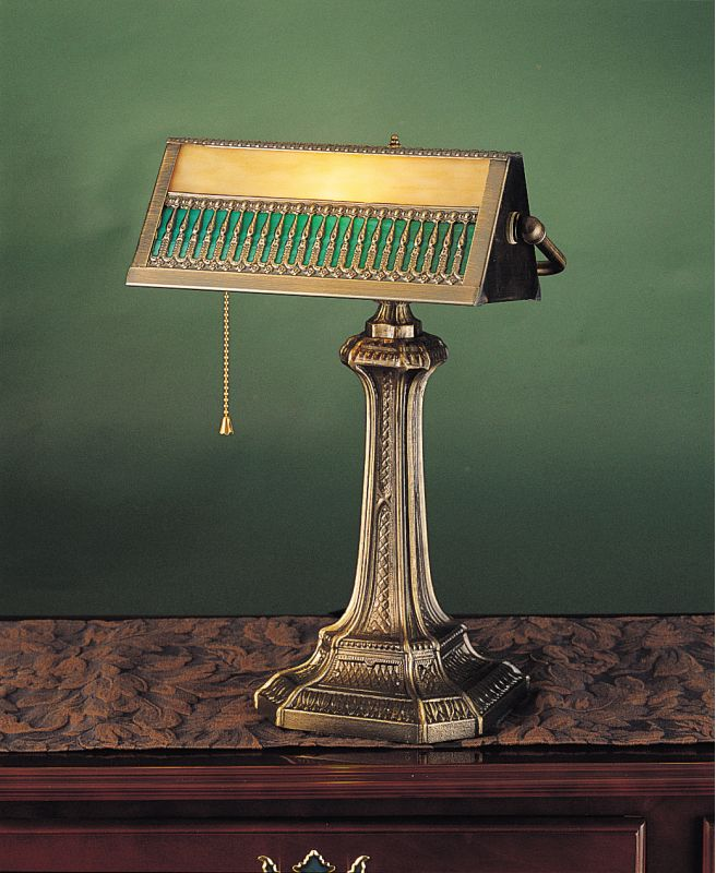 Meyda Tiffany 31300 Desk Lamp from the Gothic Treasures Collection
