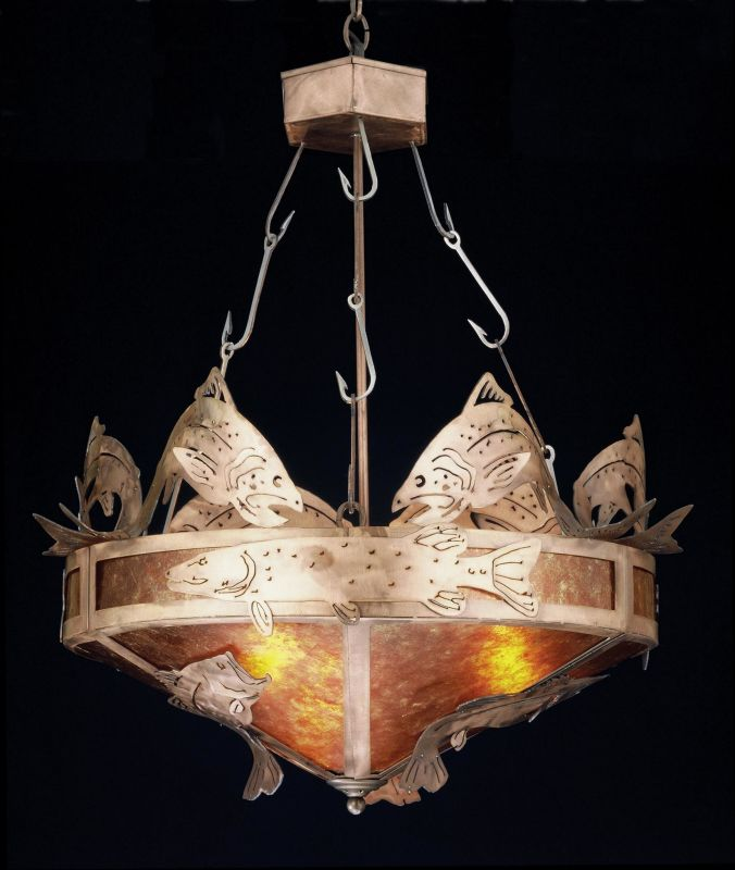 Meyda Tiffany 32356 Bowl Pendant from the Gone Fishing. Collection Sale $1870.00 ITEM: bci256550 ID#:32356 UPC: 705696323562 :