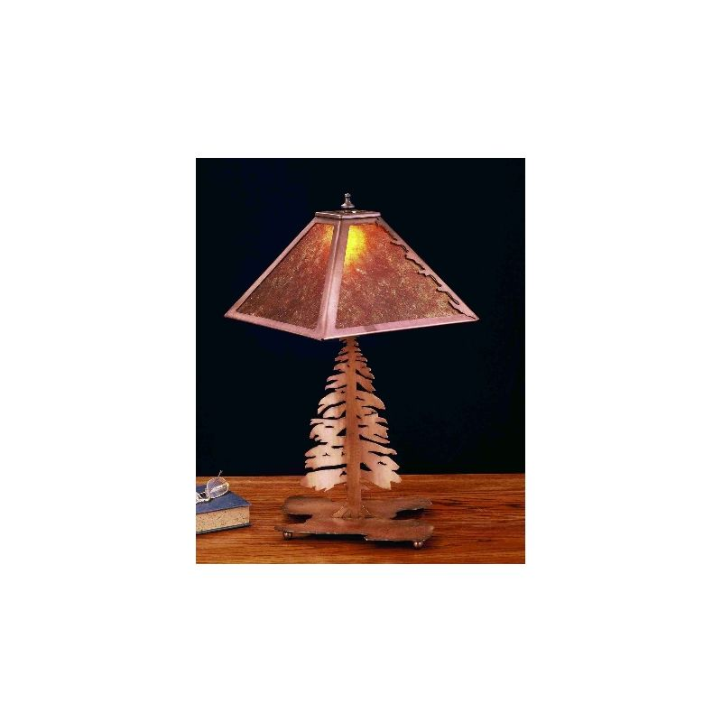 Meyda Tiffany 32506 Table Lamp from the Pine Tree Collection Antique Sale $374.00 ITEM: bci67706 ID#:32506 UPC: 705696325061 :