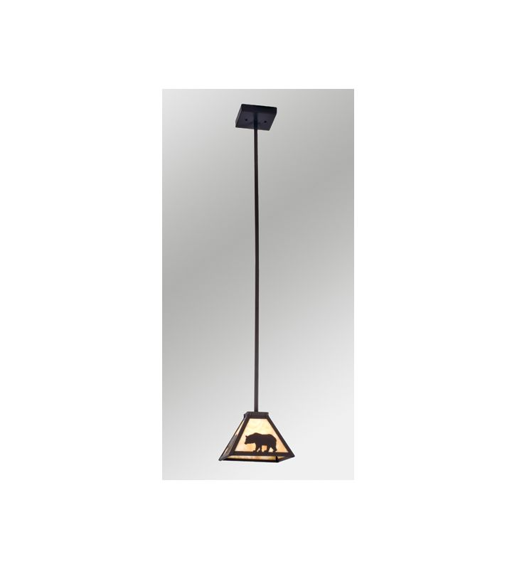 Meyda Tiffany 38289 Single Light Down Lighting Pendant Indoor