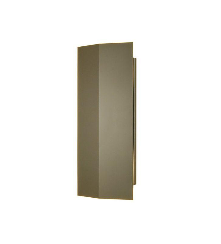 """Meyda Tiffany 38565 11"""" Wide 2 Light Wall Washer Indoor Lighting"""