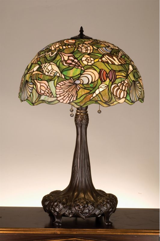 Meyda Tiffany 44891 Stained Glass / Tiffany Table Lamp from the