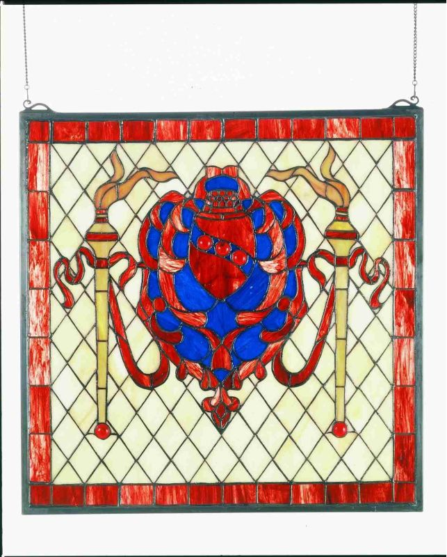 Meyda Tiffany 44908 Stained Glass Panel Tiffany Home Decor Stained Sale $846.00 ITEM: bci520984 ID#:44908 UPC: 705696449088 :