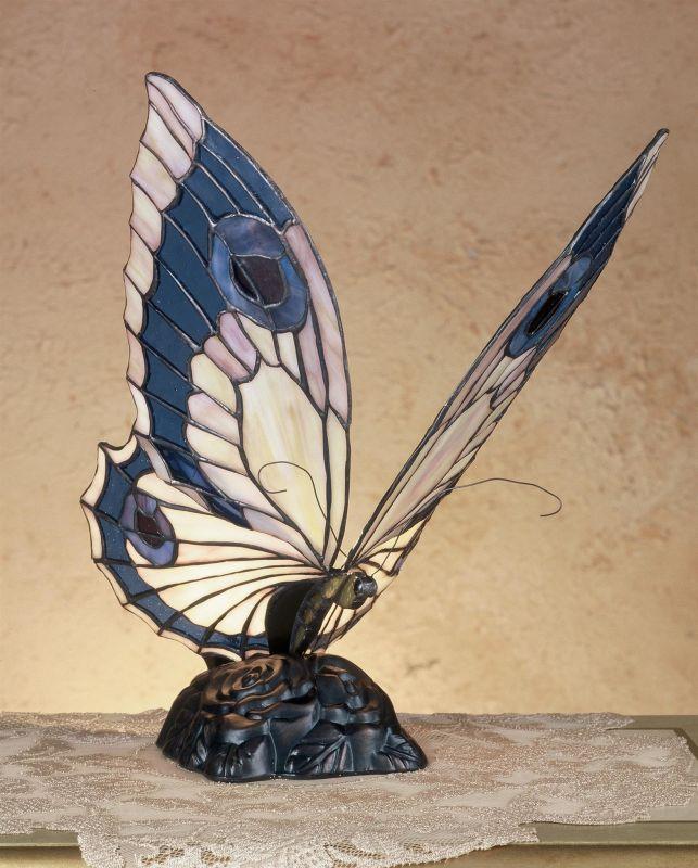 Meyda Tiffany 48016 Tiffany Single Light Accent Specialty Lamp Tiffany