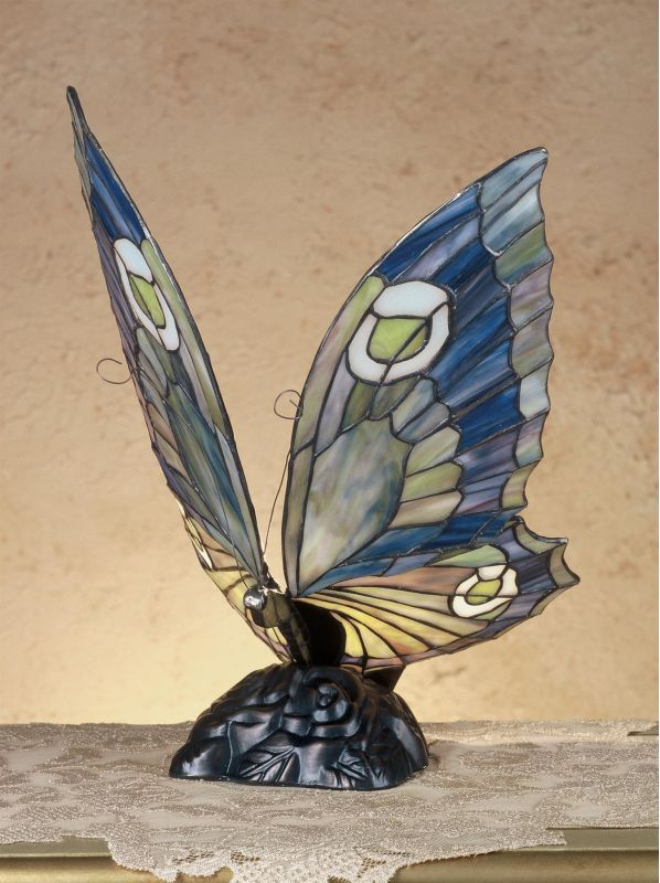 Meyda Tiffany 48017 Stained Glass / Tiffany Specialty Lamp from the